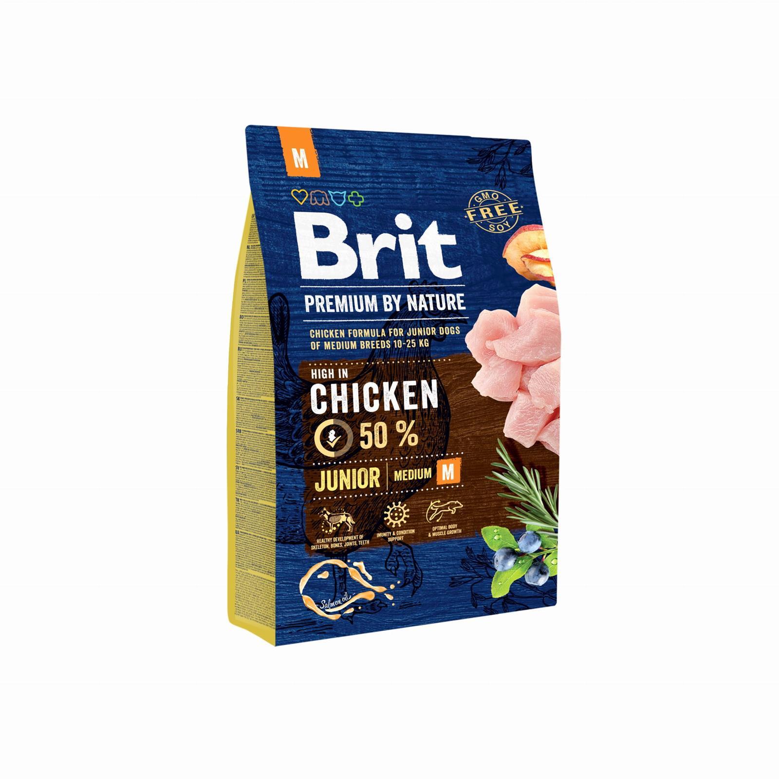 Brit Premium - karma dla szczeciąt